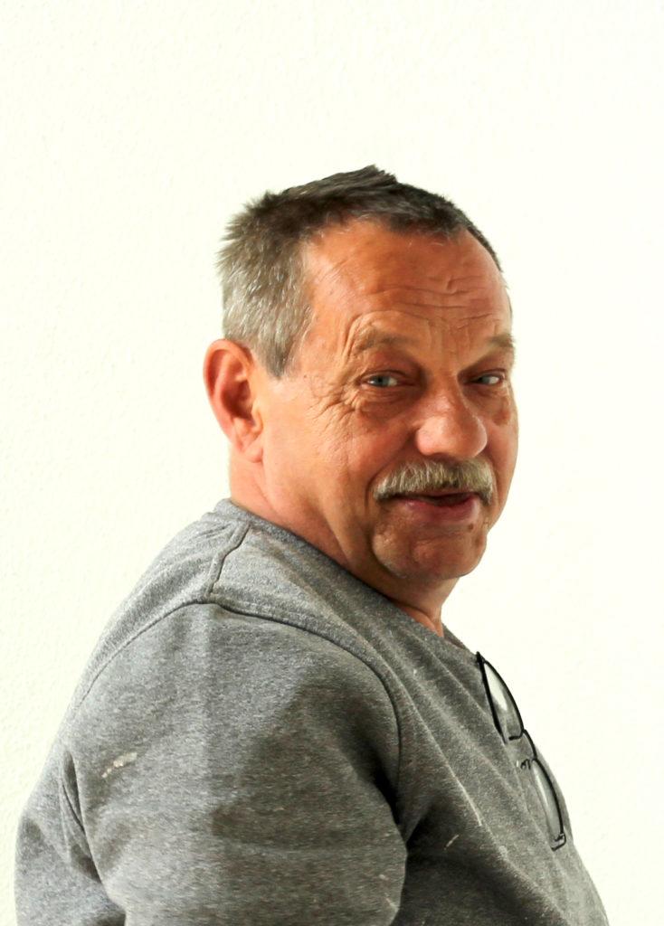 Maler Klaus Gehrke Konstanz